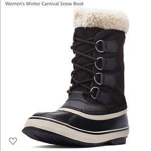 NWT sorel  winter carnival snow boots